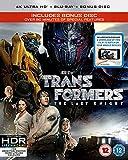 Transformers: The Last Knight (UHD + Blu-RayTM + Bonus Disc + Digital Download) [2017]