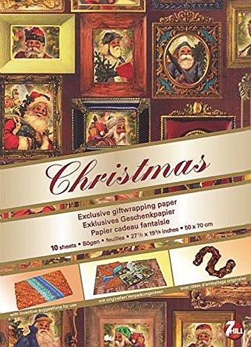 Christmas: Geschenkpapier (Giftwrap Papers) (Dmi-bogen)