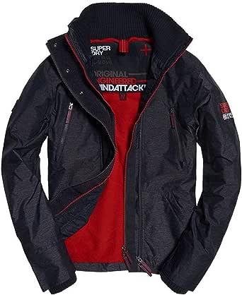 Superdry Men's Polar Wind Attacker Sports Jacket