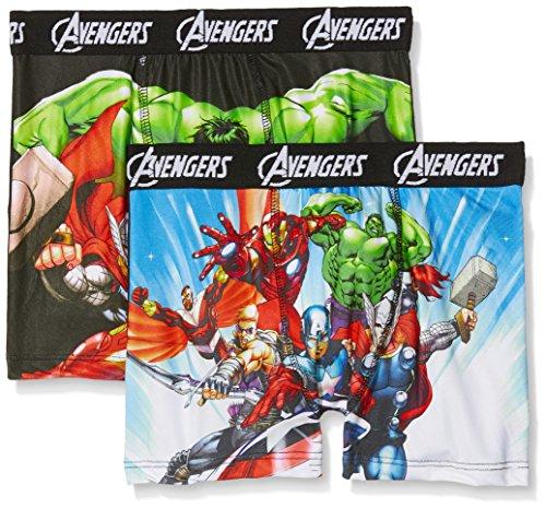 Marvel Boxer Shorts Niños (Pack de 2)