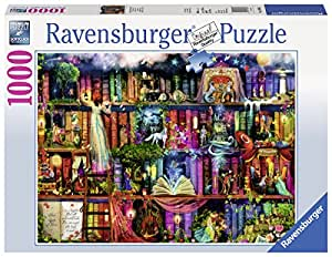 Ravensburger 19684 Magische Märchenstunde Erwachsenenpuzzle
