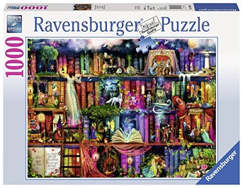 Ravensburger 19684 Magische Märchenstunde Erwachsenenpuzzle (Puzzles Für Erwachsene)