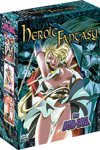 Manga Box Heroic Fantasy Vol.1