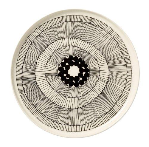 marimekko-siirtolapuutarha-nero-piatto-25-cm