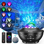 2021 Galaxy Projector 4 in 1 Smart Star Projector Sky Lite with Alexa, App Control, Google Assistant for Baby