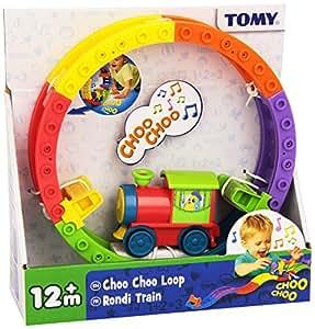 CHOO CHOO LOOP (New Packaging & Penguin Conductor)