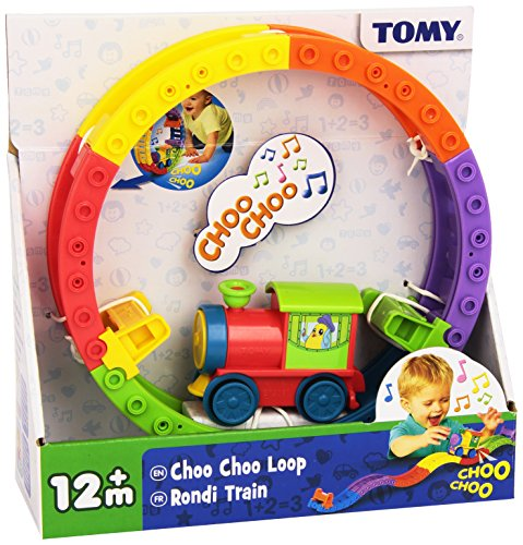 CHOO CHOO LOOP (New Packaging & Penguin Conductor)