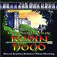 Korngold:Robin Hood [Moscow Symphony Orchestra, William Stromberg] [NAXOS: 8573369]