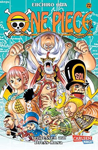 One Piece, Bd.72