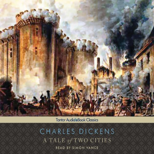 A Tale of Two Cities [Tantor]  Audiolibri