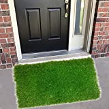 #10: Tied Ribbons High Density Artificial Lawn/Turf Grass mat for Balcony, Doormat, Turf Carpet(2 ft X 1.5 ft)