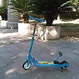 Kinder coole Roller/ Laufband zusammenklappbar Schritt/ Kinder Scooter-blau