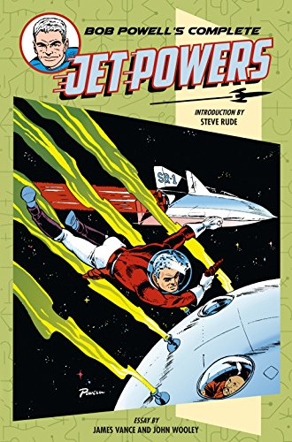 Bob Powell's Complete Jet Powers (Bob Powells) (English Edition)