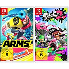 ARMS & Splatoon 2 [Nintendo Switch]
