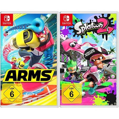 ARMS & Splatoon 2 [Nintendo Switch]