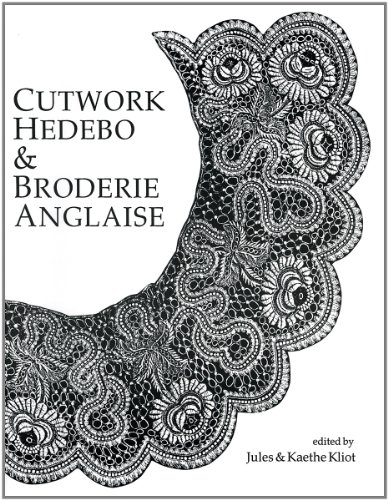 Cutwork, Hedebo & Broderie Anglaise