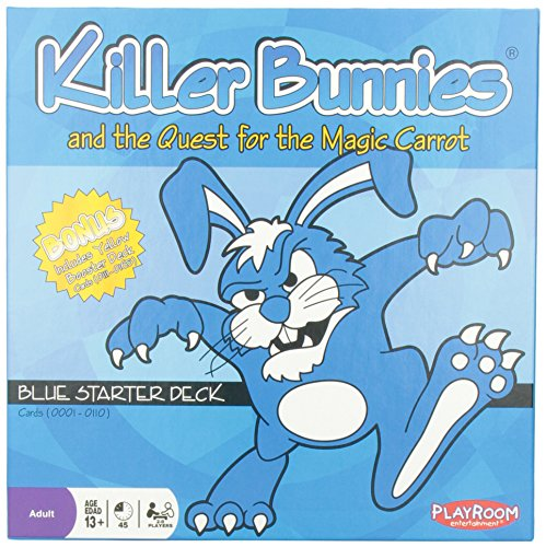 killer-bunnies-quest-blue-starter-deck