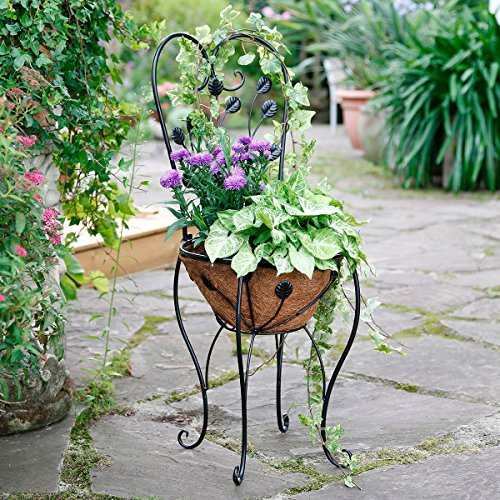 Pflanzstuhl Blumenglück
