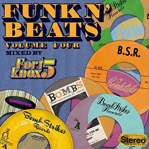 Funk n' Beats, Vol. 4 (Mixed by Fort Knox Five)