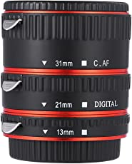 Zorbes WEIHE Auto Focus Macro Metal Extension Tube for Canon EF EF - S Lens