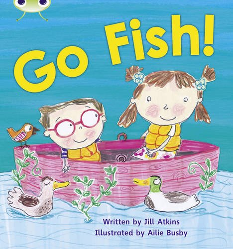 Go Fish! (Phonics Bug)