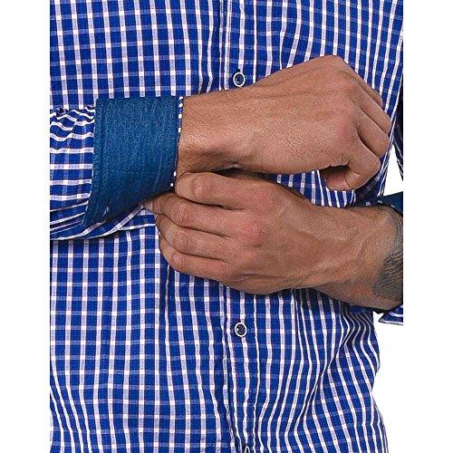 Kaporal - Chemise Kaporal Trey Bleu Marine