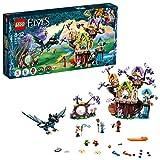 LEGO 41196 Elves Fledermaus-Angrriff auf den Elfen-Sternbaum, Mehrfarbig