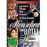 Menschen im Hotel - Ausgezeichnete Verfilmung des Weltbestsellers mit Heinz Rühmann, Gert Fröbe und O.W. Fischer