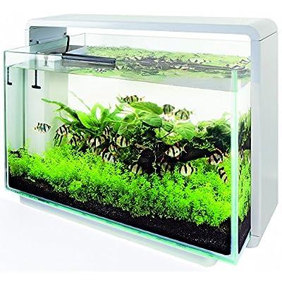 Superfish Design-Aquarium für zu Hause, 80,weiß