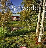 Schweden - Kalender 2018