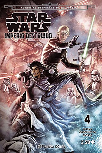 Star Wars Imperio Destruido (Shattered Empire) nº 04/04 (STAR WARS SHATTERED EMPIRE) por AA. VV.