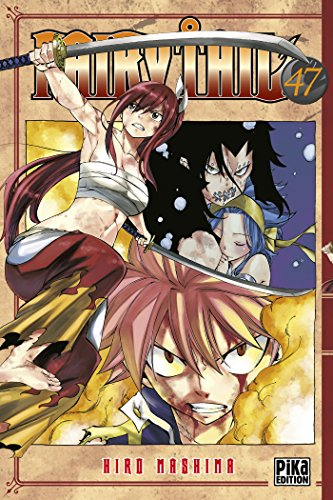Fairy Tail Vol.47 par MASHIMA Hiro