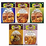 #4: Nawab's Secret (Pack of 5) Hyderabadi Biryani, Biryani,Mutton Masala, Chicken Masala,Chicken Karahi (Combo-3)