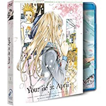 Your Lie In April Box 1 Blu-Ray