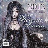 Victoria Frances Gothic Art Calendar