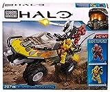 Mattel Mega Bloks CYY44 Halo - UNSC Flame Warthog