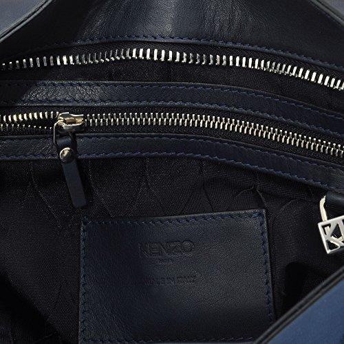 L012SA10278K22 Kenzo Sac à bandoulière Femme Cuir Bleu Bleu
