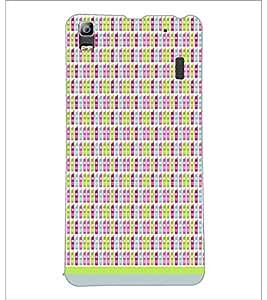 PrintDhaba Mobile Pattern D-1510 Back Case Cover for LENOVO K3 NOTE (Multi-Coloured)