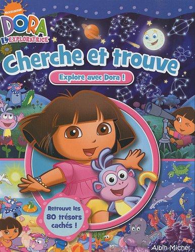 Cherche et trouve : Explore avec Dora !