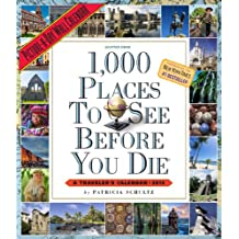 1,000 Places to See Before You Die: A Traveler's Calendar (Picture-A-Day Wall Calendars)
