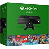 Console Xbox One (500 Go) Noire + Lego Movie The VIdeogame