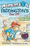 Paddington's Day Off (I Can Read Level 1)