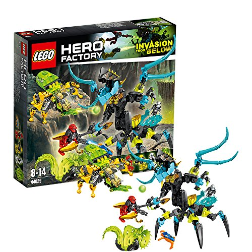 LEGO-Hero-Factory-44029-Queen-Beast-vs-Furno-Evo-and-Stormer