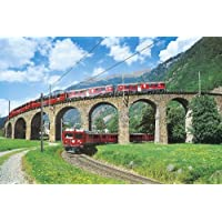 Bernina Express 11-327 across the 1000 piece open loop bridge master of! Puzzle Aim (japan import)