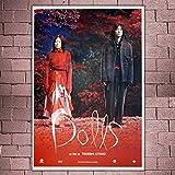 GoPoster Poster Cinema Dolls - Formato: 70x100 CM - Takeshi Kitano