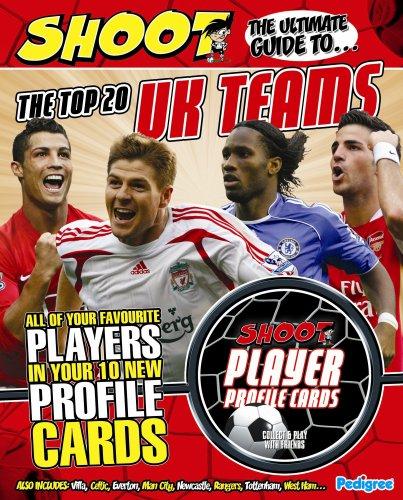 Shoot's Top 20 UK Teams Book 2008 por n/a