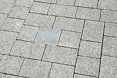 Schneider Universal Bodenplatte von Schneider auf Gartenmöbel von Du und Dein Garten