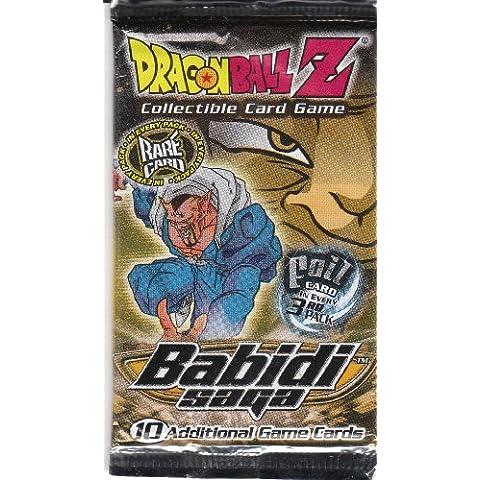 2003 Dragonball Z Babidi Saga TCG 10 Card Booster Pack [Toy]