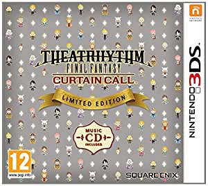 TheatRhythm Final Fantasy: Curtain Call Limited Edition (Nintendo 3DS)