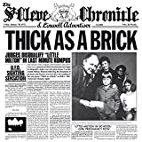 Jethro Tull: Thick As a Brick (Audio CD)